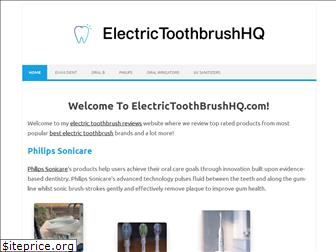electrictoothbrushhq.com