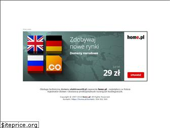 www.elektroworld.pl website price