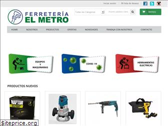 www.elmetro.cl website price