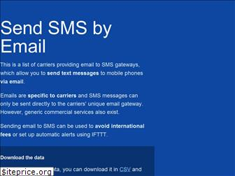 email2sms.info
