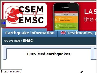 www.emsc-csem.org website price