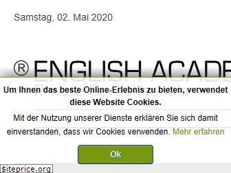 www.englishacademy.de website price