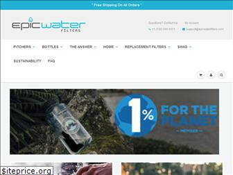 epicwaterfilters.com