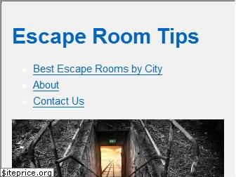 escaperoomtips.com