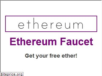 ethereumfaucet.info