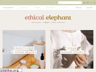 ethicalelephant.com