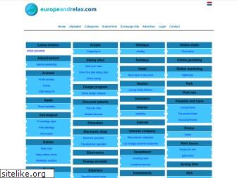 europeandrelax.com