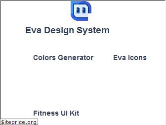 www.eva.design website price