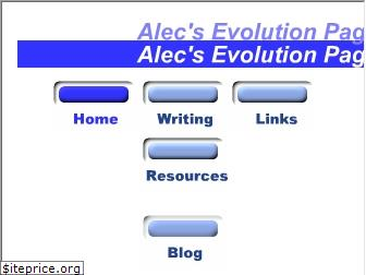 evolutionpages.com