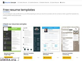 examples-of-resumes.net
