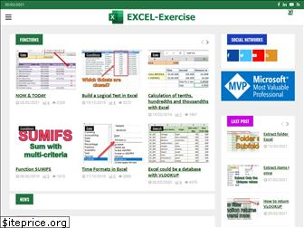 excel-exercise.com