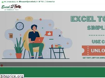excel2tally.in
