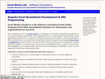 excelworks.co.uk