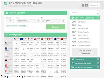 exchange-rates.org