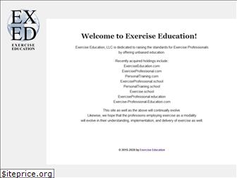 exerciseeducation.com