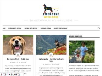exercisewithdogs.com