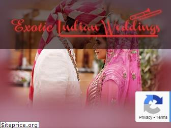 exoticindianweddings.com