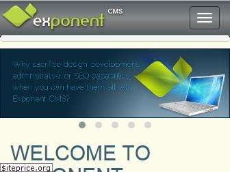 exponentcms.org