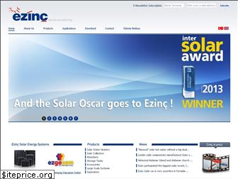www.ezinc.com.tr website price