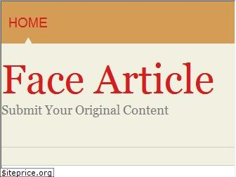 facearticle.com