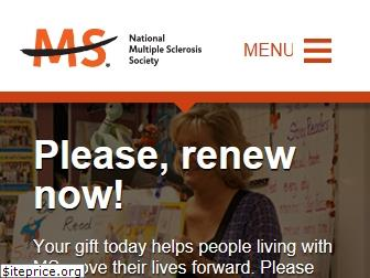 faceofms.org