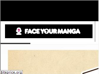 faceyourmanga.com