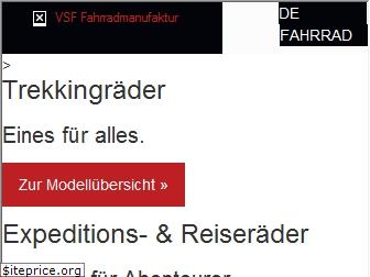 www.fahrradmanufaktur.de website price