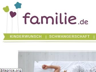 www.familie.de website price