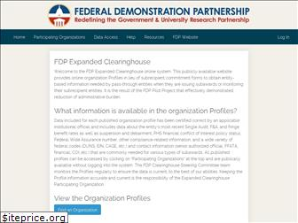 fdpclearinghouse.org