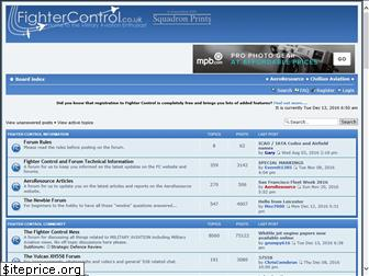 fightercontrol.co.uk