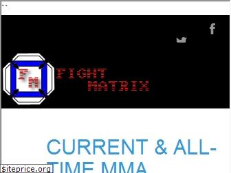fightmatrix.com