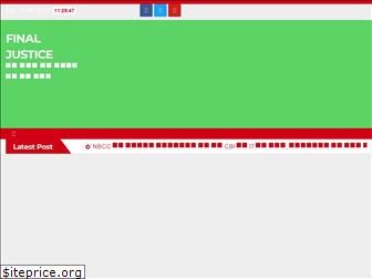 www.finaljustice.in website price