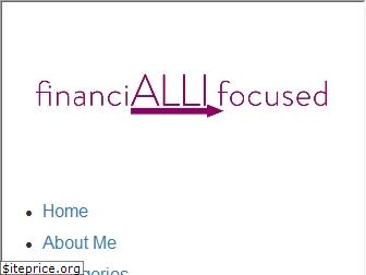 financiallifocused.com