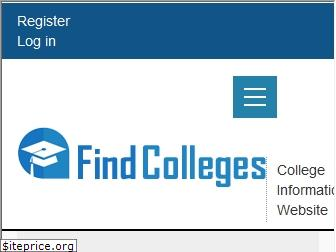 findcolleges.info