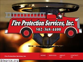 fireprotectionservices.us