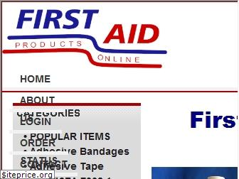 firstaidproductsonline.com