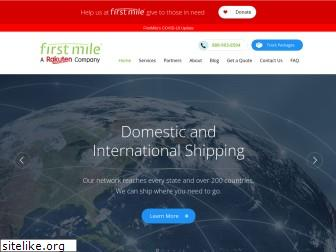 firstmile.com