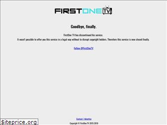 firstonetv.net