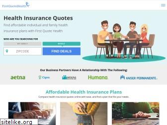 firstquotehealth.com