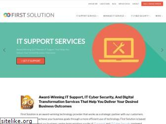 firstsolution.co.uk