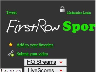 firstsrows.com