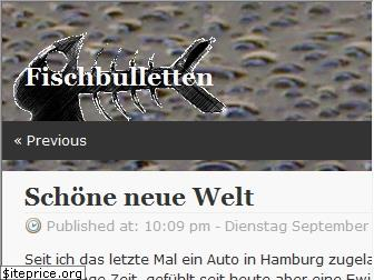 www.fischbulletten.de website price