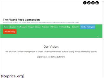 fitandfoodconnection.org