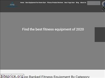 fitnessproductsreviews.com