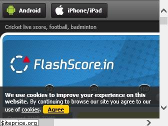 flashscore.in
