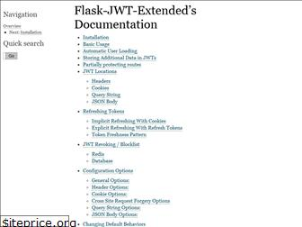 flask-jwt-extended.readthedocs.io