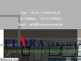 www.floraservices.com.pk website price
