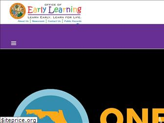 floridaearlylearning.com