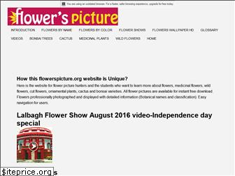 flowerspicture.org