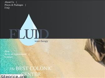 fluidwatertherapy.com
